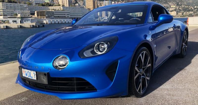 Alpine renault A110 Pure 250 Bleu occasion à MONACO