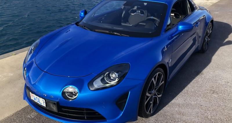 Alpine renault A110 Pure 250 Bleu occasion à MONACO - photo n°7