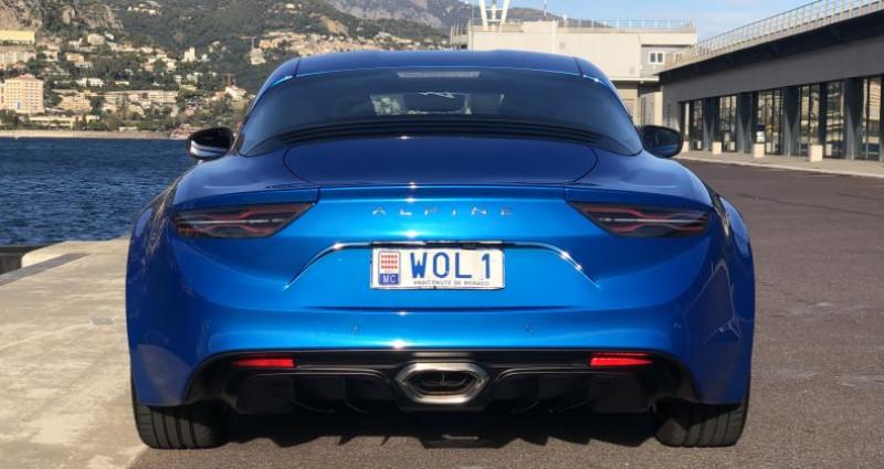 Alpine renault A110 Pure 250 Bleu occasion à MONACO - photo n°6