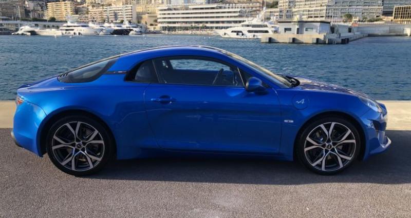 Alpine renault A110 Pure 250 Bleu occasion à MONACO - photo n°3