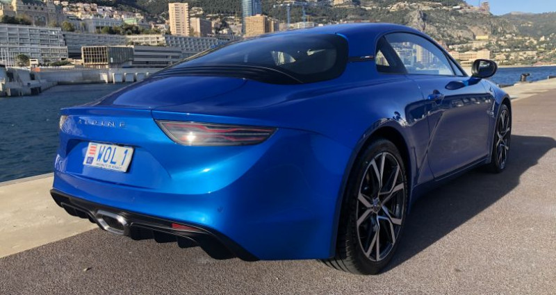 Alpine renault A110 Pure 250 Bleu occasion à MONACO - photo n°5