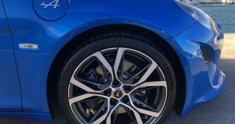 Alpine renault A110 Pure 250 Bleu occasion à MONACO - photo n°4