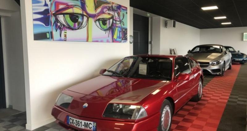 Alpine renault GTA Mille Miles Rouge occasion à Saint-Sulpice-de-Royan