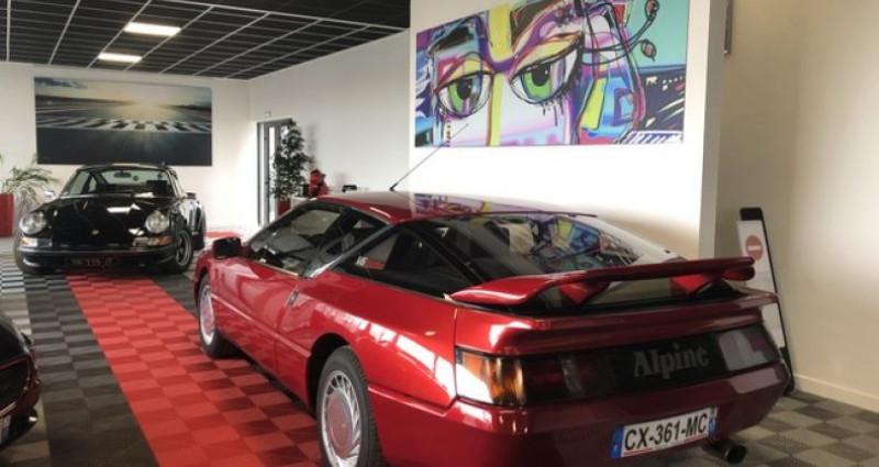 Alpine renault GTA Mille Miles Rouge occasion à Saint-Sulpice-de-Royan - photo n°4