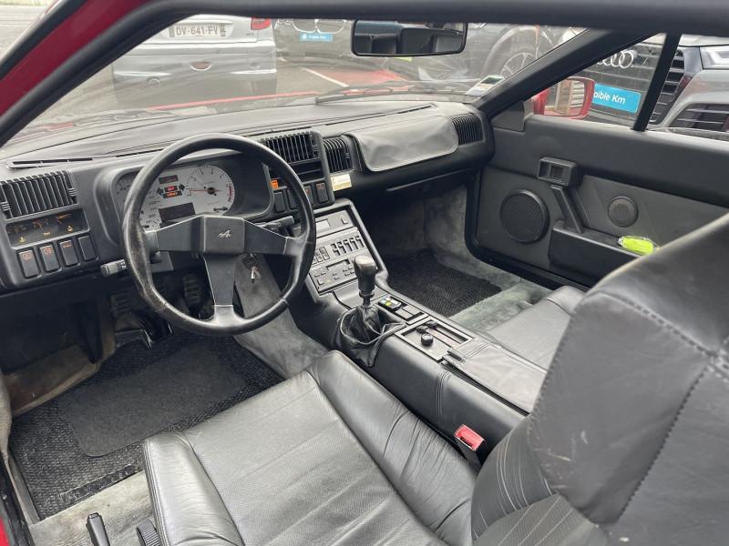 Alpine renault GTA V6 TURBO MILLE MILLES Bordeaux occasion à Lons - photo n°6
