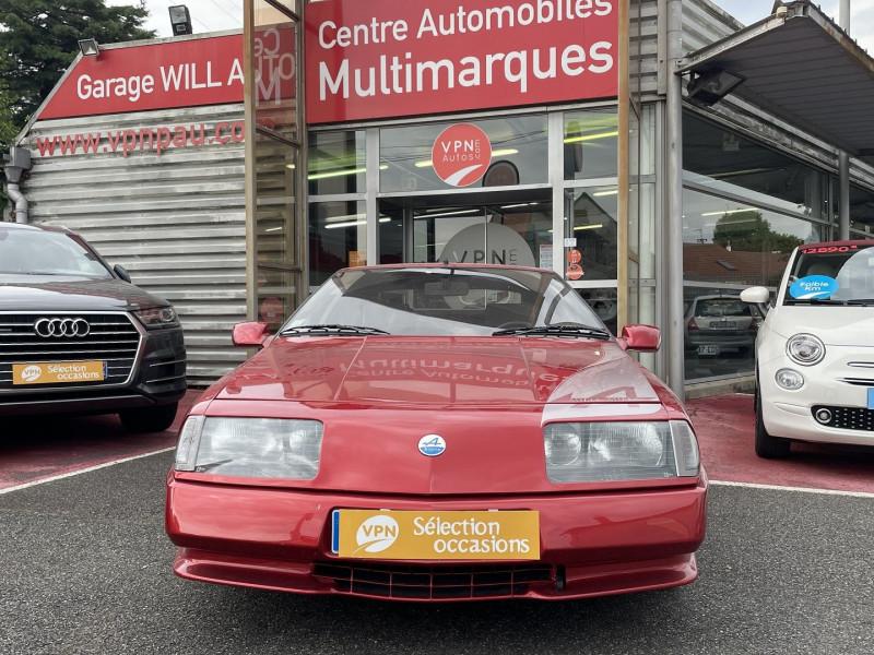 Alpine renault GTA V6 TURBO MILLE MILLES Bordeaux occasion à Lons - photo n°2