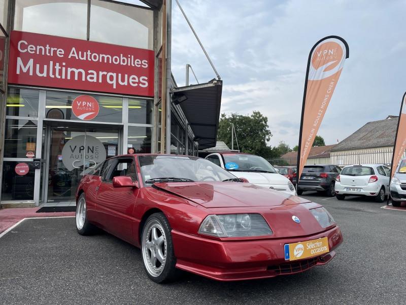 Alpine renault GTA V6 TURBO MILLE MILLES Bordeaux occasion à Lons - photo n°3