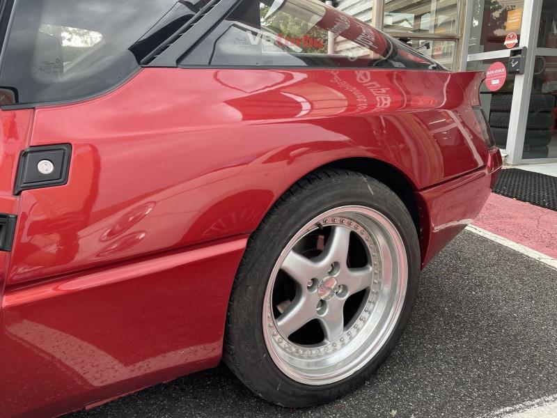 Alpine renault GTA V6 TURBO MILLE MILLES Bordeaux occasion à Lons - photo n°18
