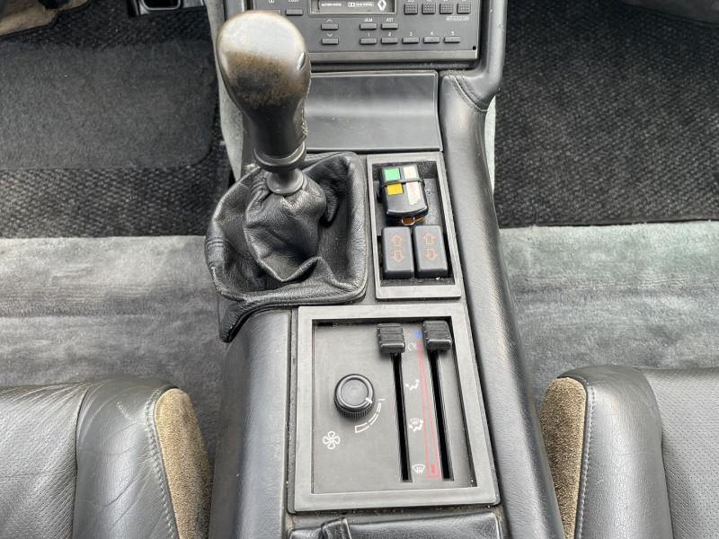 Alpine renault GTA V6 TURBO MILLE MILLES Bordeaux occasion à Lons - photo n°15