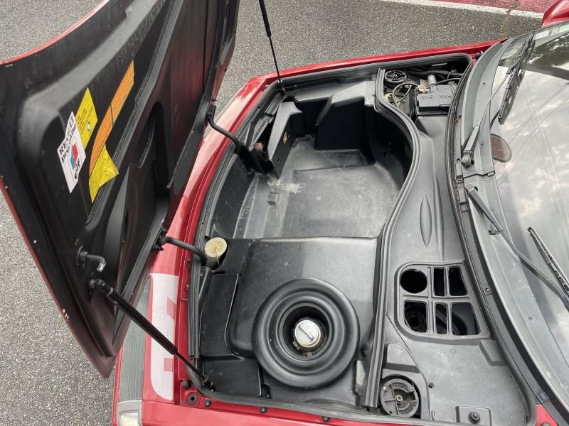Alpine renault GTA V6 TURBO MILLE MILLES Bordeaux occasion à Lons - photo n°4