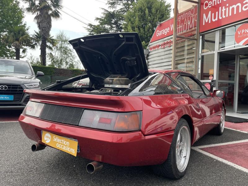 Alpine renault GTA V6 TURBO MILLE MILLES Bordeaux occasion à Lons - photo n°19