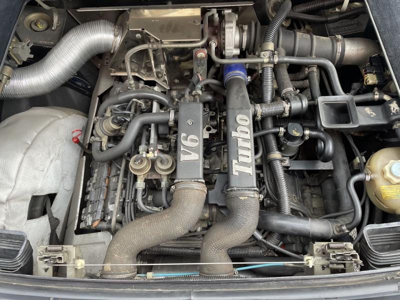 Alpine renault GTA V6 TURBO MILLE MILLES Bordeaux occasion à Lons - photo n°16