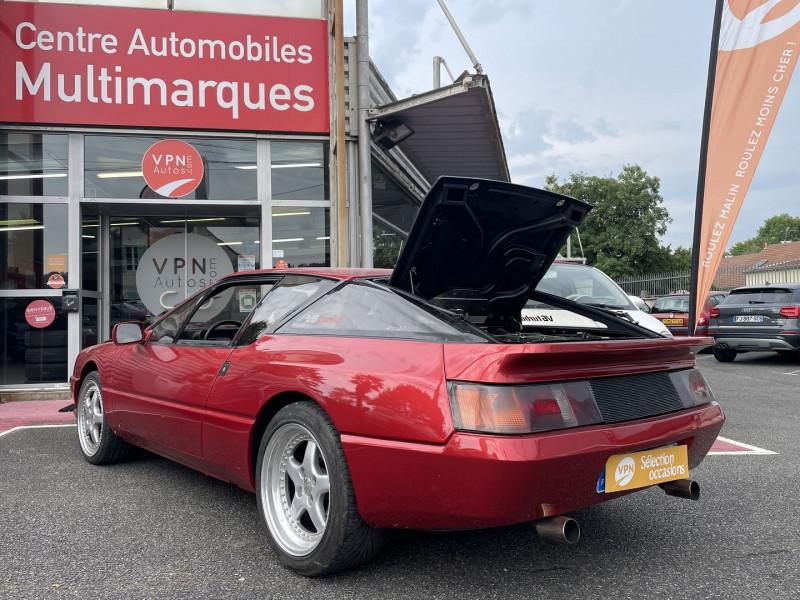 Alpine renault GTA V6 TURBO MILLE MILLES Bordeaux occasion à Lons - photo n°20
