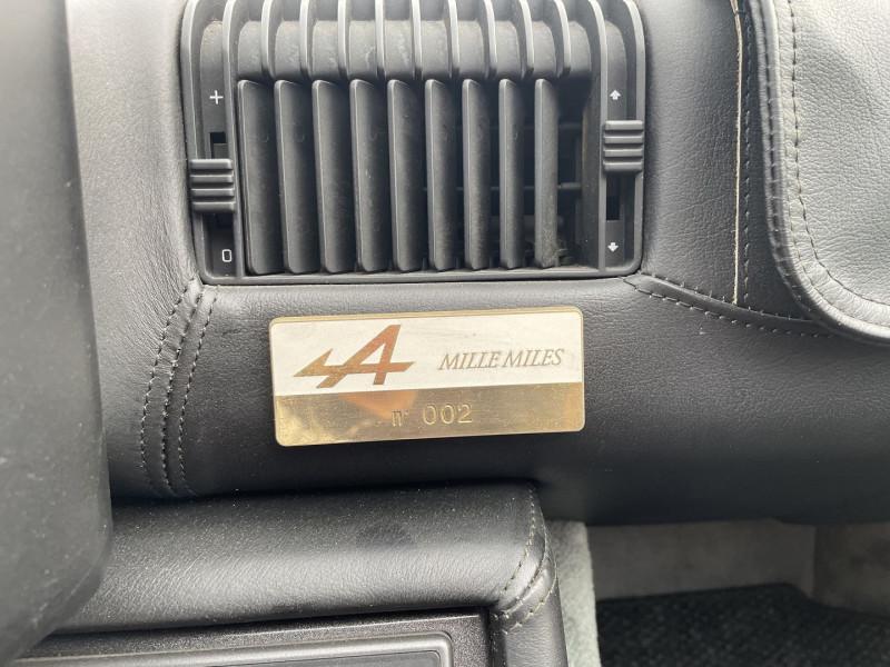 Alpine renault GTA V6 TURBO MILLE MILLES Bordeaux occasion à Lons - photo n°14