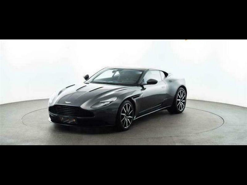 Aston martin DB11 5.2 Biturbo V12 Gris occasion à BEAUPUY - photo n°1