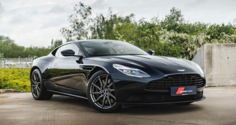 Aston martin DB11 5.2 V12 - Luxury Pack - CEO Edition - Piano Black  occasion à Harelbeke