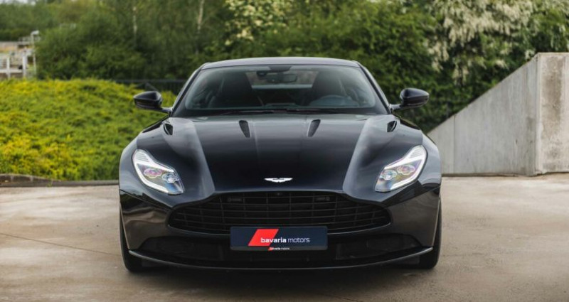 Aston martin DB11 5.2 V12 - Luxury Pack - CEO Edition - Piano Black  occasion à Harelbeke - photo n°3