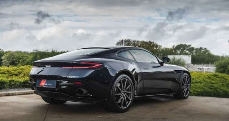 Aston martin DB11 5.2 V12 - Pack Luxe - Edition CEO - Noir occasion à Mudaison - photo n°2