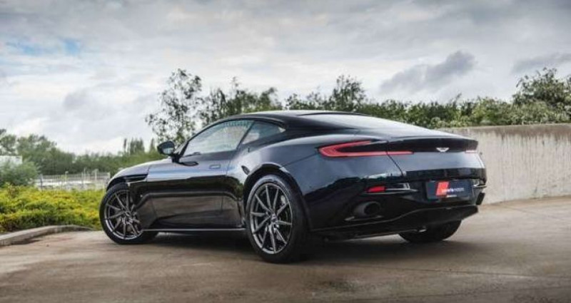 Aston martin DB11 5.2 V12 - Pack Luxe - Edition CEO - Noir occasion à Mudaison - photo n°6