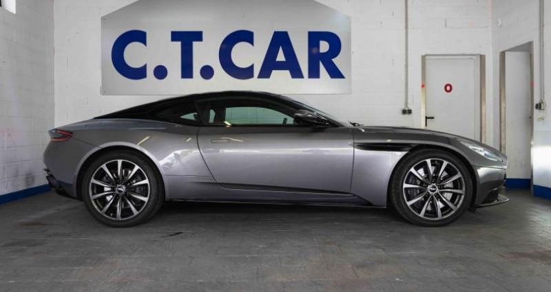 Aston martin DB11 5.2 V12 Gris occasion à Hesperange - photo n°4