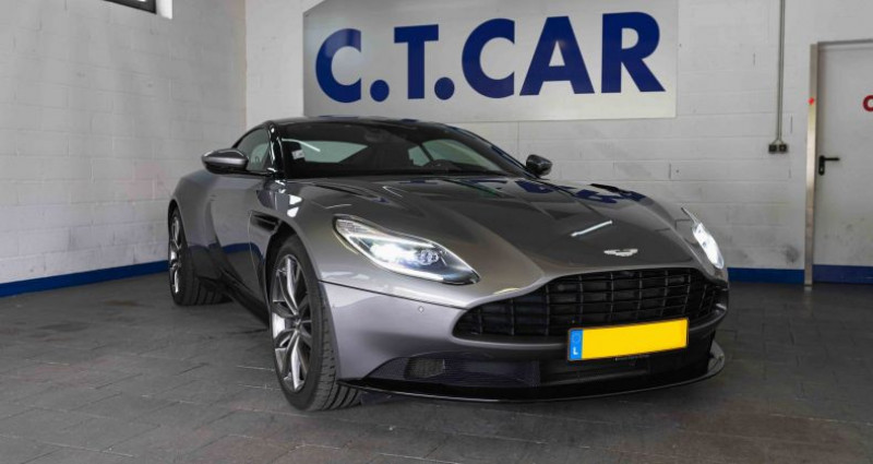 Aston martin DB11 5.2 V12 Gris occasion à Hesperange - photo n°2