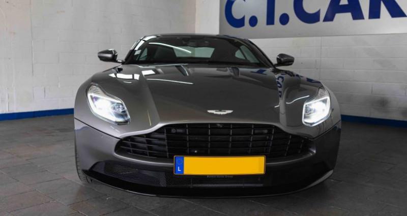 Aston martin DB11 5.2 V12 Gris occasion à Hesperange - photo n°3