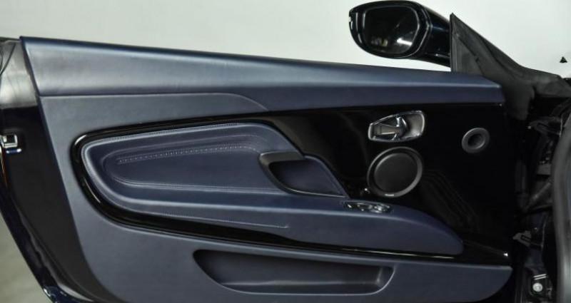 Aston martin DB11 608CH Bleu occasion à Paris - photo n°4
