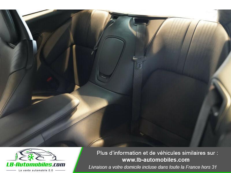 Aston martin DB11 Coupé 5.2 Biturbo V12 Noir occasion à Beaupuy - photo n°8