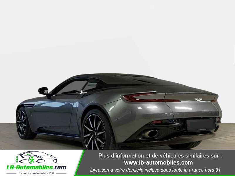 Aston martin DB11 Coupé 5.2 Biturbo V12 Argent occasion à Beaupuy - photo n°3