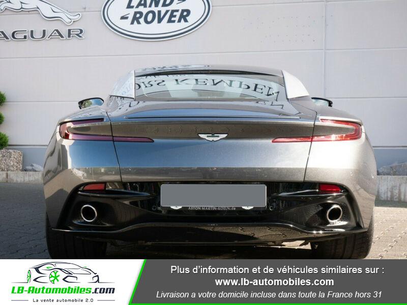 Aston martin DB11 Coupé 5.2 Biturbo V12 Argent occasion à Beaupuy - photo n°10