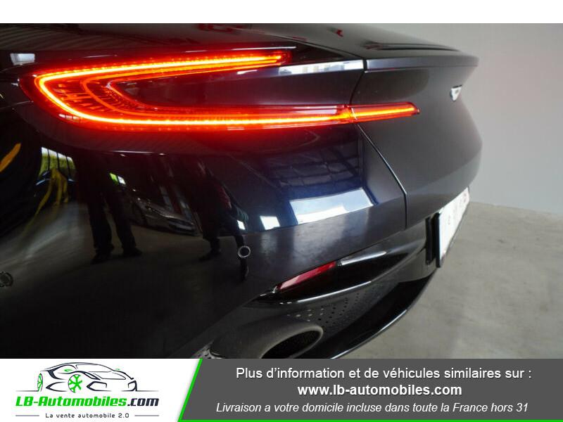 Aston martin DB11 Coupé 5.2 Biturbo V12 Noir occasion à Beaupuy - photo n°12