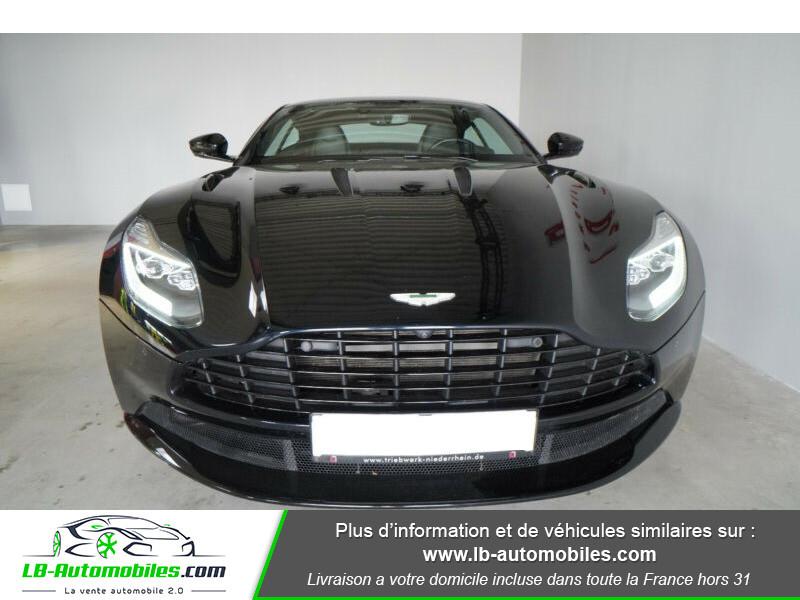 Aston martin DB11 Coupé 5.2 Biturbo V12 Noir occasion à Beaupuy - photo n°10