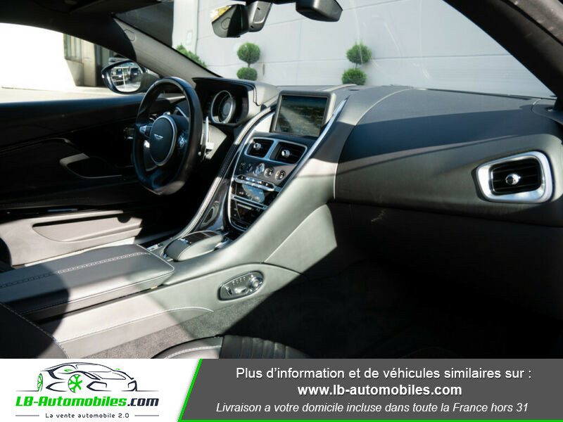 Aston martin DB11 Coupé 5.2 Biturbo V12 Argent occasion à Beaupuy - photo n°5