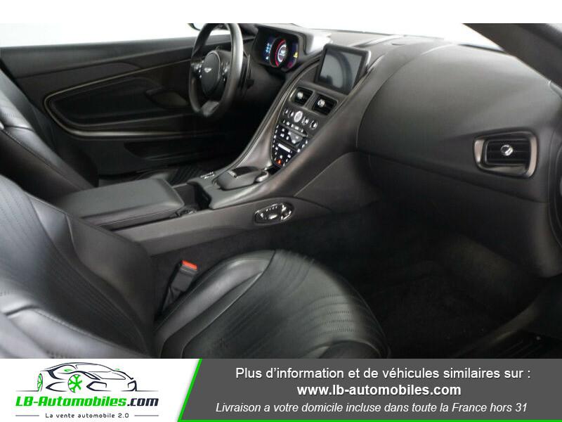 Aston martin DB11 Coupé 5.2 Biturbo V12 Noir occasion à Beaupuy - photo n°7