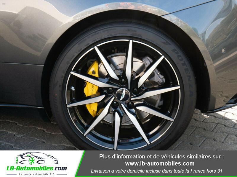 Aston martin DB11 Coupé 5.2 Biturbo V12 Argent occasion à Beaupuy - photo n°11