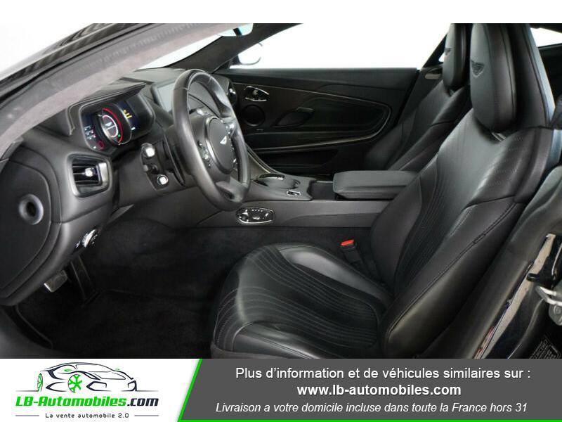 Aston martin DB11 Coupé 5.2 Biturbo V12 Noir occasion à Beaupuy - photo n°4