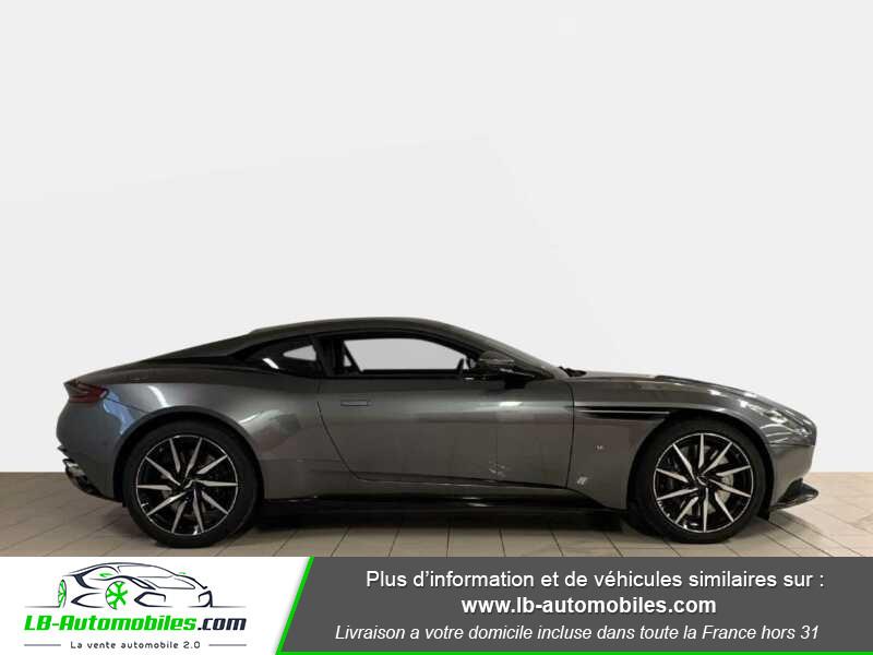 Aston martin DB11 Coupé 5.2 Biturbo V12 Argent occasion à Beaupuy - photo n°8