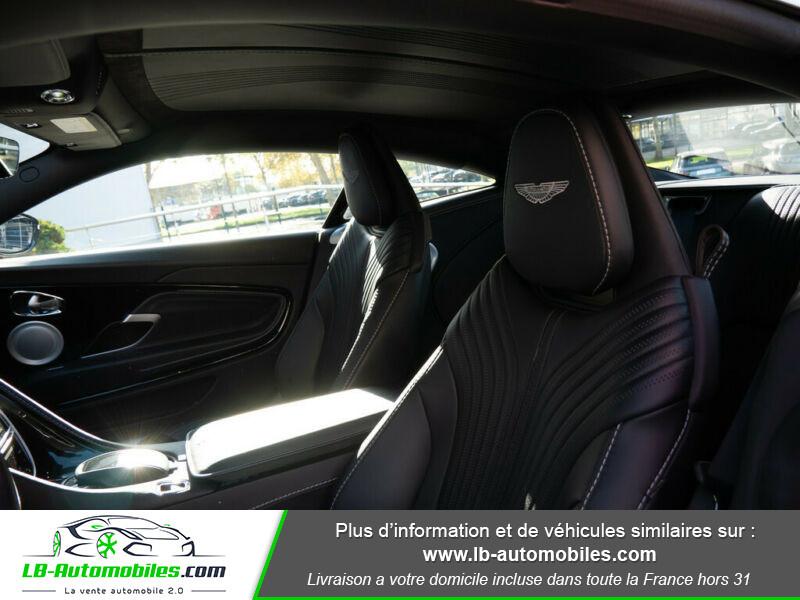 Aston martin DB11 Coupé 5.2 Biturbo V12 Argent occasion à Beaupuy - photo n°4
