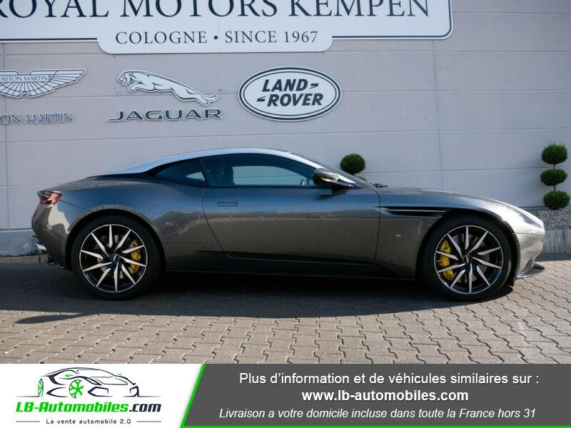 Aston martin DB11 Coupé 5.2 Biturbo V12 Argent occasion à Beaupuy - photo n°9