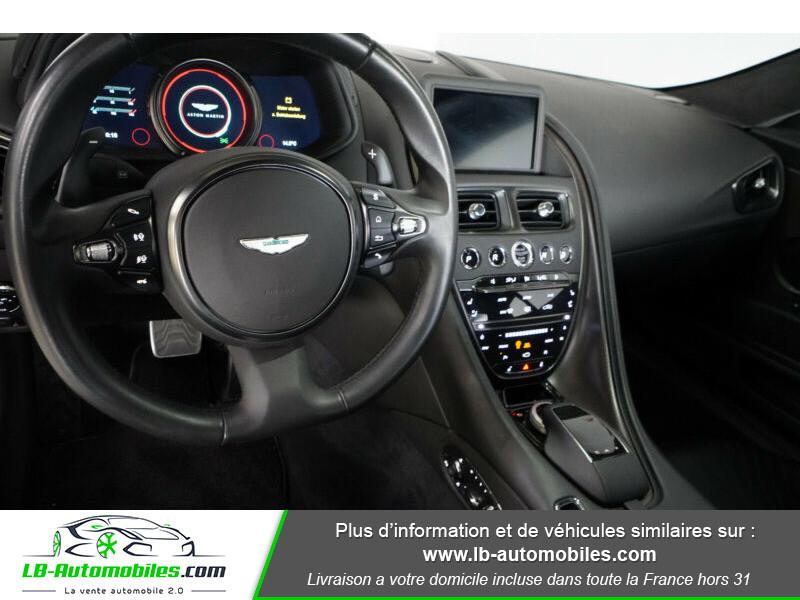 Aston martin DB11 Coupé 5.2 Biturbo V12 Noir occasion à Beaupuy - photo n°2