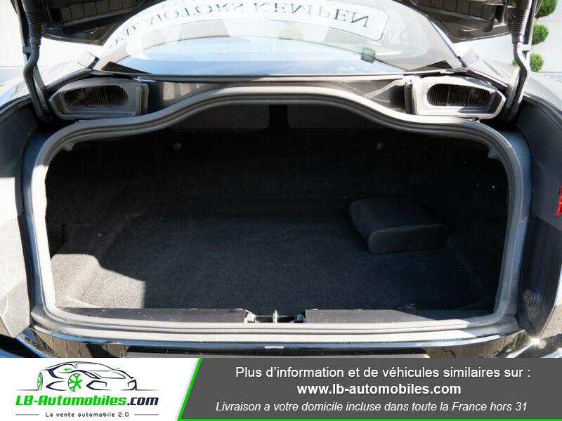 Aston martin DB11 Coupé 5.2 Biturbo V12 Argent occasion à Beaupuy - photo n°12