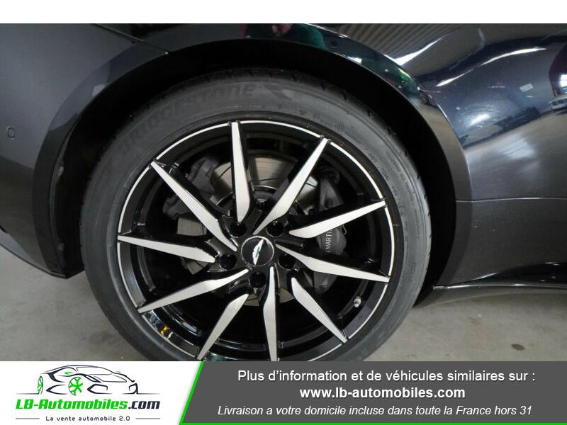 Aston martin DB11 Coupé 5.2 Biturbo V12 Noir occasion à Beaupuy - photo n°13