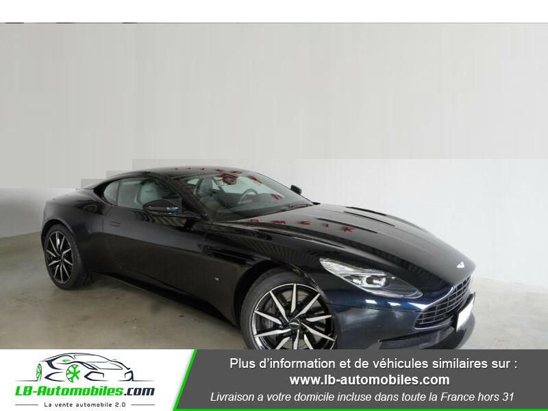 Aston martin DB11 Coupé 5.2 Biturbo V12 Noir occasion à Beaupuy