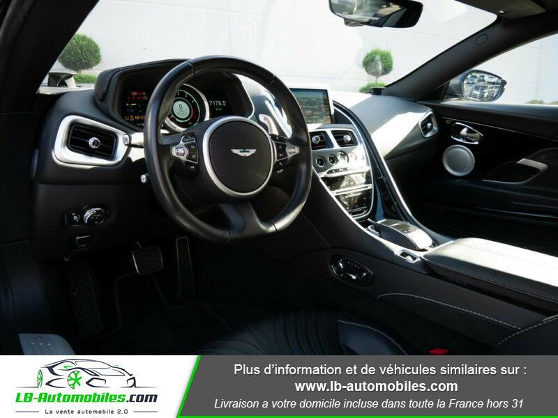 Aston martin DB11 Coupé 5.2 Biturbo V12 Argent occasion à Beaupuy - photo n°2