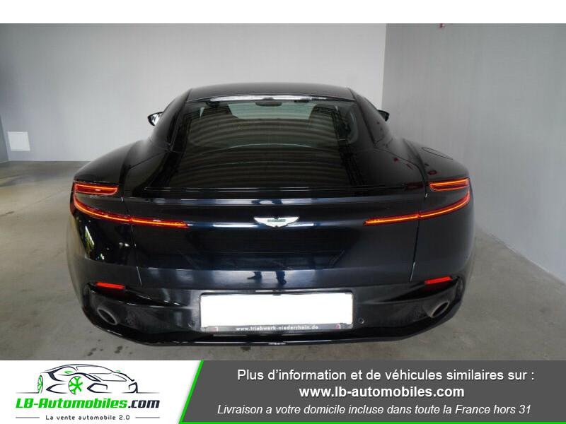 Aston martin DB11 Coupé 5.2 Biturbo V12 Noir occasion à Beaupuy - photo n°11