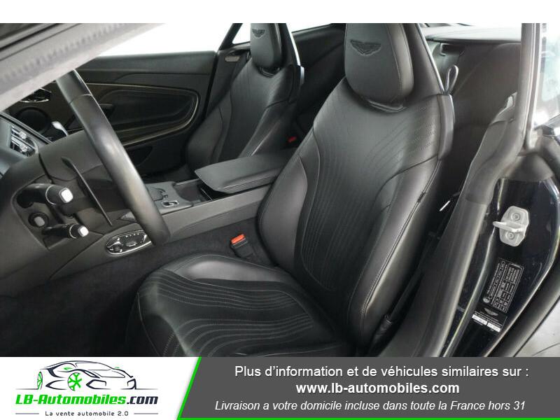 Aston martin DB11 Coupé 5.2 Biturbo V12 Noir occasion à Beaupuy - photo n°5