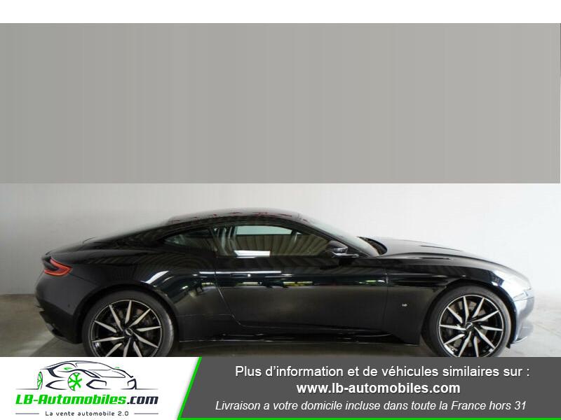 Aston martin DB11 Coupé 5.2 Biturbo V12 Noir occasion à Beaupuy - photo n°9