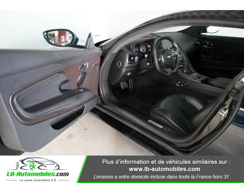 Aston martin DB11 Coupé 5.2 Biturbo V12 Noir occasion à Beaupuy - photo n°6