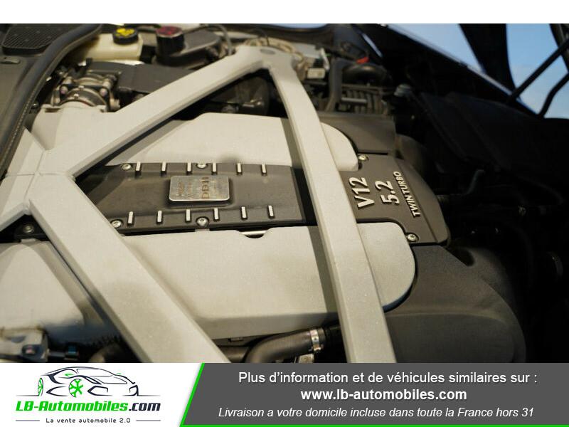 Aston martin DB11 Coupé 5.2 Biturbo V12 Noir occasion à Beaupuy - photo n°14