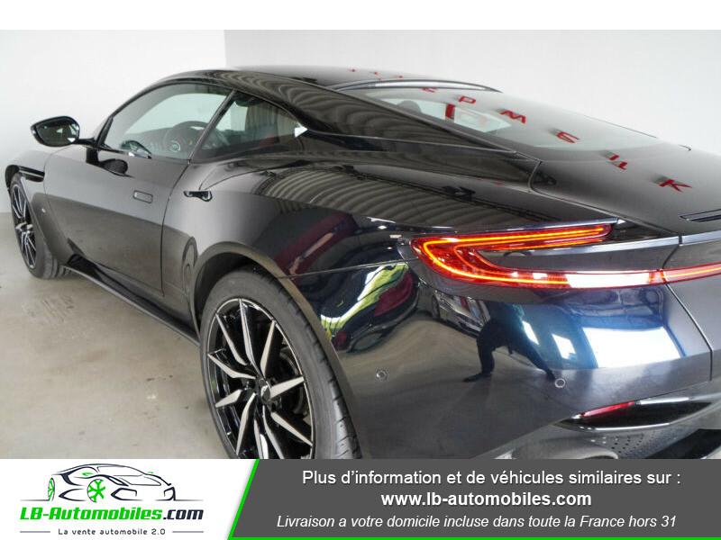 Aston martin DB11 Coupé 5.2 Biturbo V12 Noir occasion à Beaupuy - photo n°3